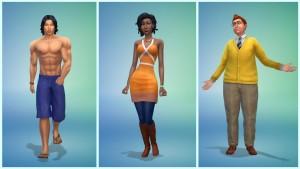 Les Sims 4: la démo du jeu en vidéo