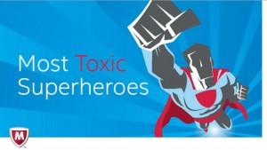 Superman: plus doué que Thor, Batman et Spiderman… pour attraper des virus