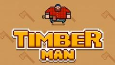 Timberman: le nouveau jeu addictif des nostalgiques de Flappy Bird