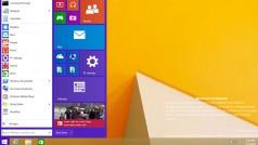 Windows 9: le retour du menu Démarrer surpris dans une nouvelle image