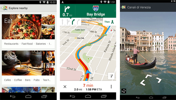 The best map app for Android – Sam\'s Choice