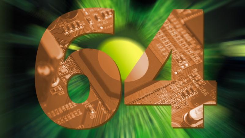 Logiciels en 64-bit ou en 32-bit? Les raisons du choix