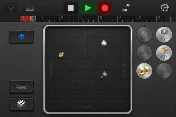 Garage Band screenshot