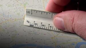 Du nouveau sur Google Maps: mesurer en une seconde les distances complexes et les surfaces