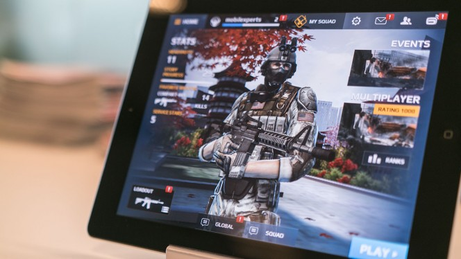 App de la semaine : Modern Combat 5 Blackout, le Call of Duty pour tablette et smartphone