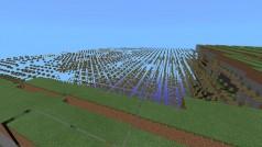 Minecraft Pocket Edition: les limites des mondes infinis découvertes