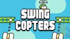 Après Flappy Bird, voici Swing Copters, le nouveau jeu de Dong Nguyen