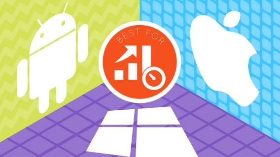 Comparatif OS mobiles-productivité