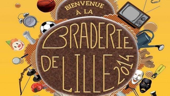 Braderie de Lille 2014 : les 5 applications indispensables pour profiter de l'évènement