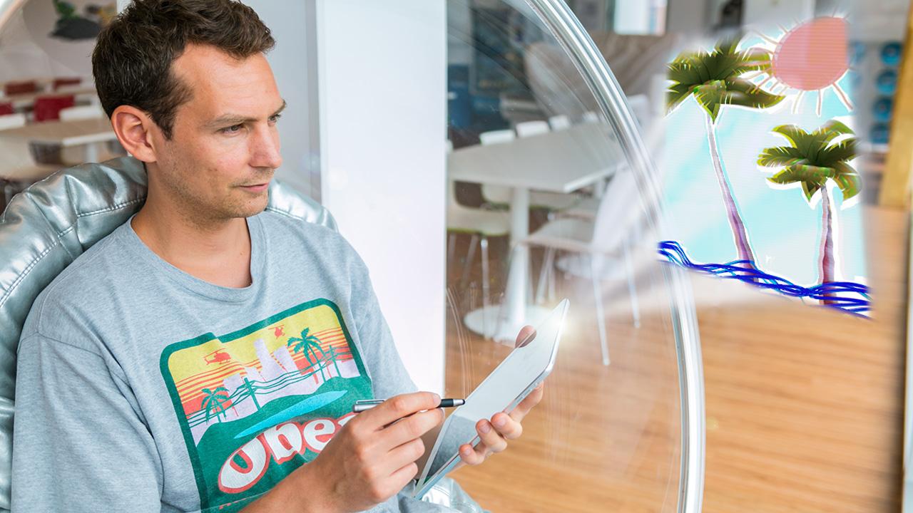 iPhone/iPad: peut-on s'improviser artiste en une heure de temps?