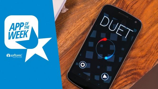 App de la semaine : Duet, un jeu pour amateurs de défis corsé