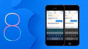 Les 4 meilleurs claviers pour iOS 8 : ergonomie, rapidité, personnalisation, design