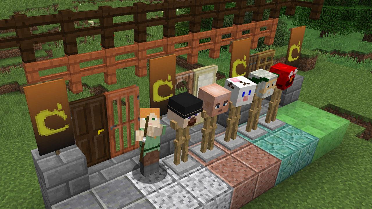 Personnalisez votre monde sur Minecraft 1.8: nos meilleures astuces