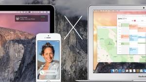 Mac OS X 10.10 Yosemite maintenant disponible au téléchargement