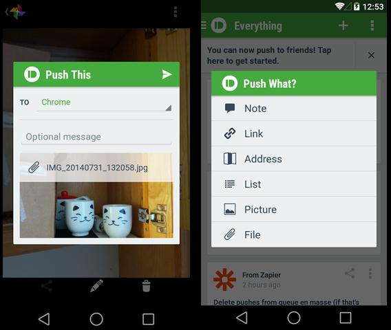 PushBullet é uma ferramenta eficiente para gerenciar notificações