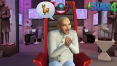 Les Sims 4: gagner tout plein d'argent et arriver au top de sa carrière professionnelle