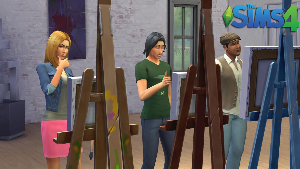 Les Sims 4: quelques astuces pour améliorer rapidement vos compétences