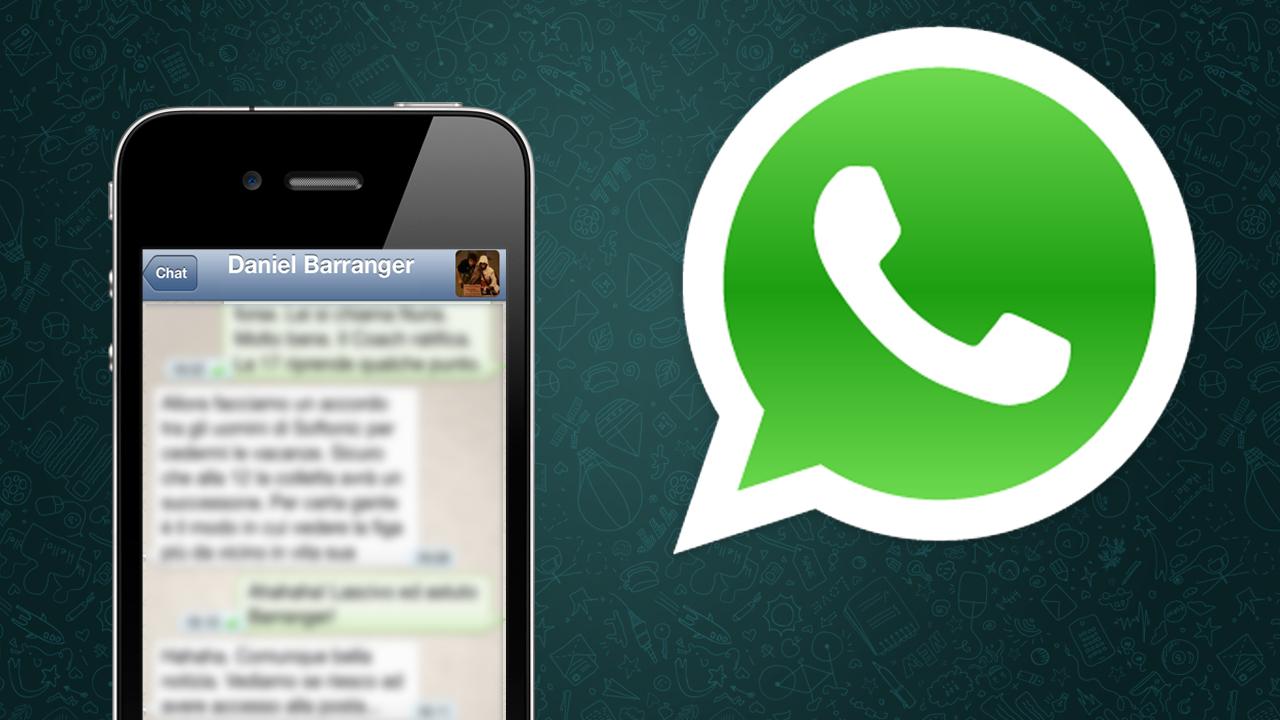 WhatsApp pour iPhone : comment masquer votre dernière visite