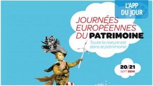 App du jour : les Journées du Patrimoine du Grand Lyon