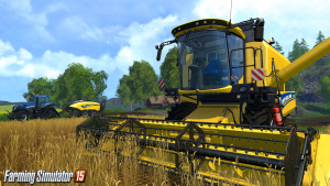 Farming Simulator 15 maintenant disponible au téléchargement