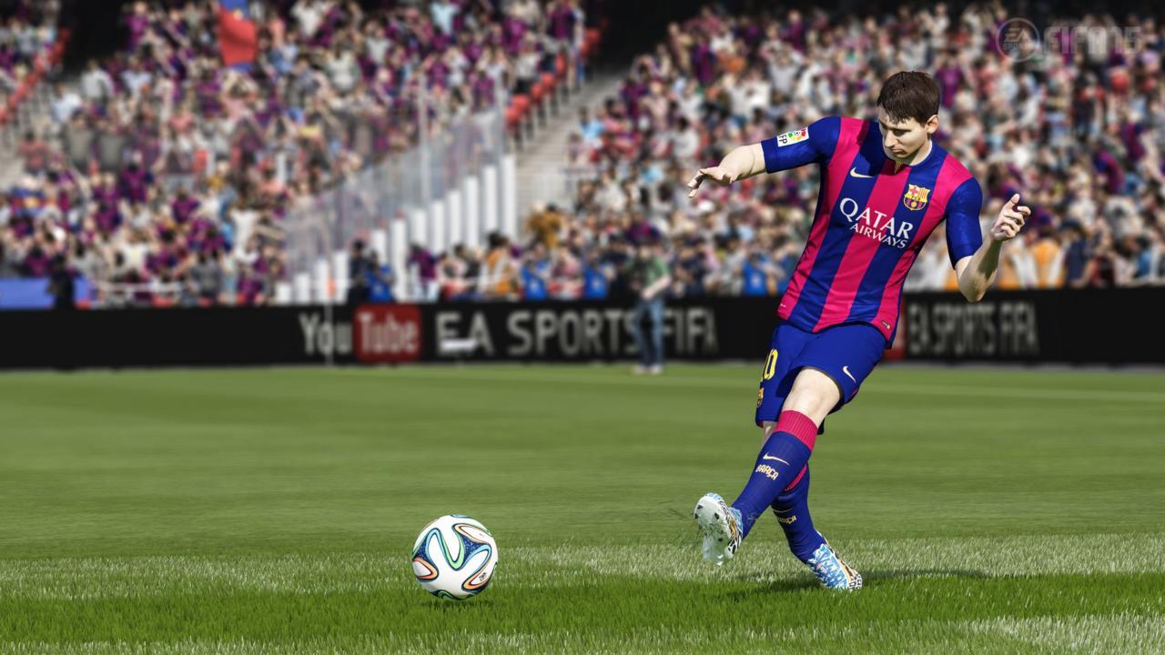 FIFA 15: Ibra, Messi, Hazard, Robben et Vidal sont les rois en Europe