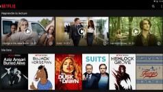Netflix a débarqué sur Google Play, Windows 8 et l'Apple Store France
