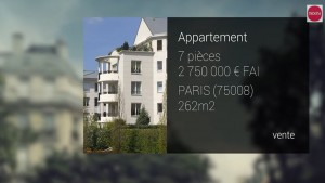 Visiter son futur appartement au travers de Google Glass ? En France, c'est possible !