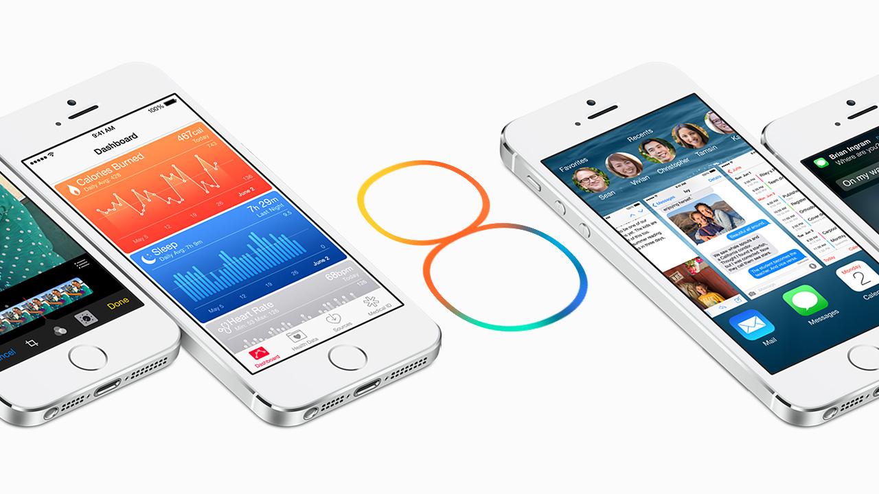 iOS 8: comment installer la mise à jour sur iPhone, iPad et iPod Touch?