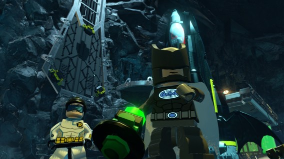 Personagens de Lego Batman 3