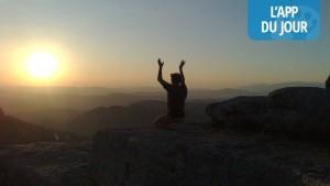 Appli du jour : méditer sur son smartphone