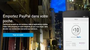 Payez votre resto sur appli mobile via PayPal à Nancy