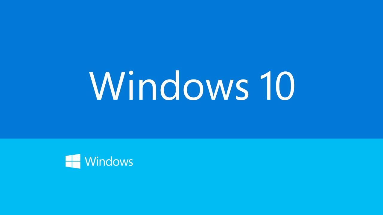 Windows 9 s'appelle finalement… Windows 10 !
