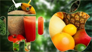 5 applications Android et iPhone pour mieux manger et mieux vivre