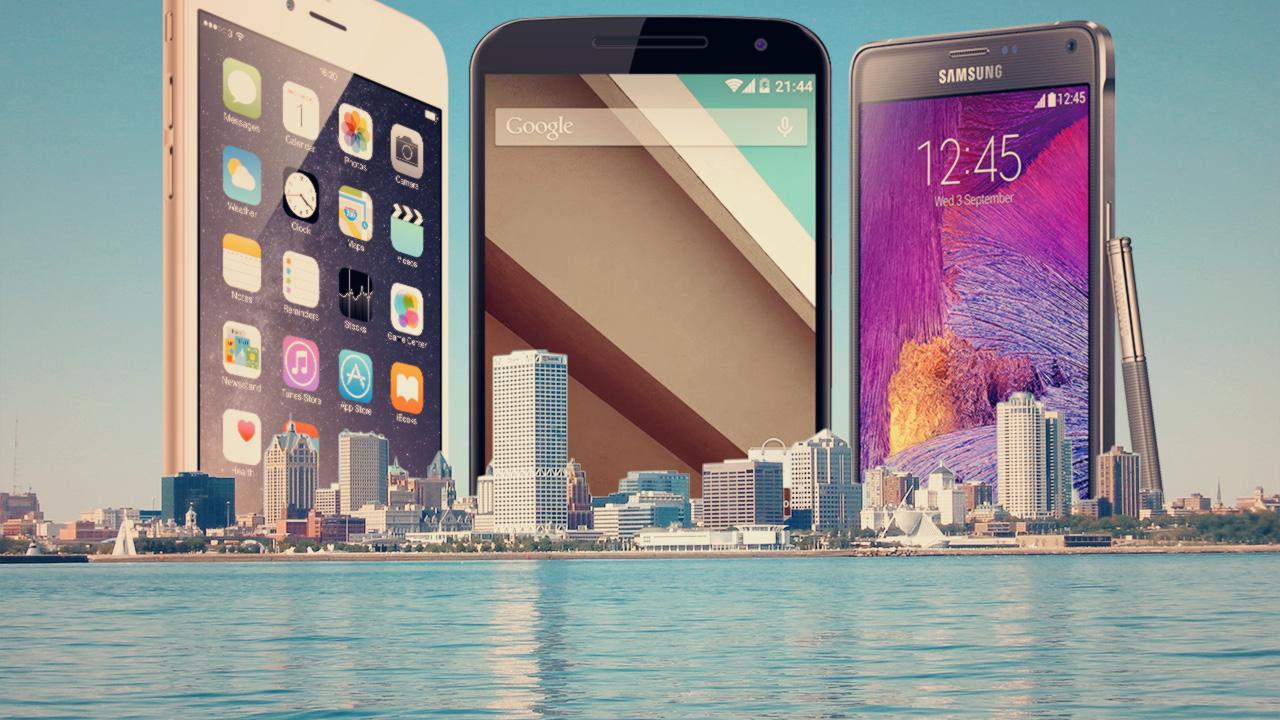 Spécial phablettes: découvrez 8 applis pour iPhone 6 Plus, Galaxy Note 4 et Nexus 6