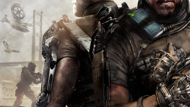 Call of Duty Advanced Warfare : tout sur le Multi [Preview]