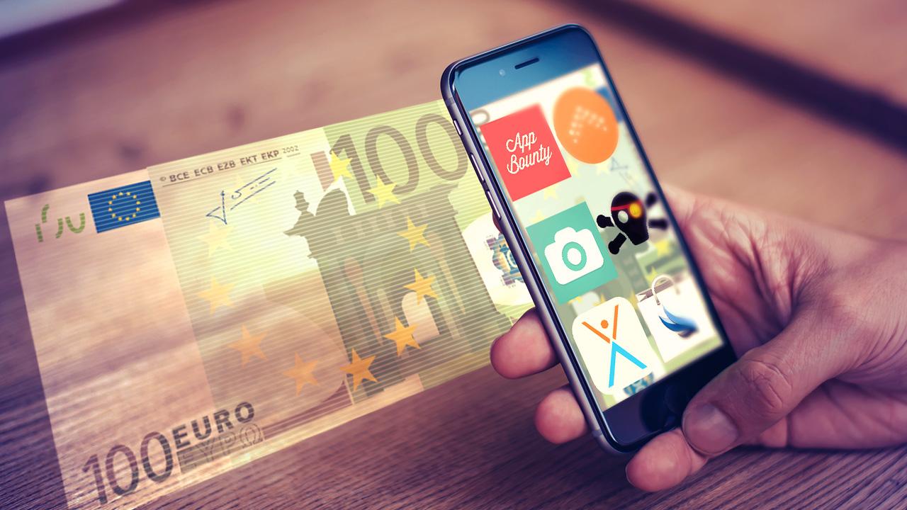 Gagner de l'argent avec son smartphone, on parie?