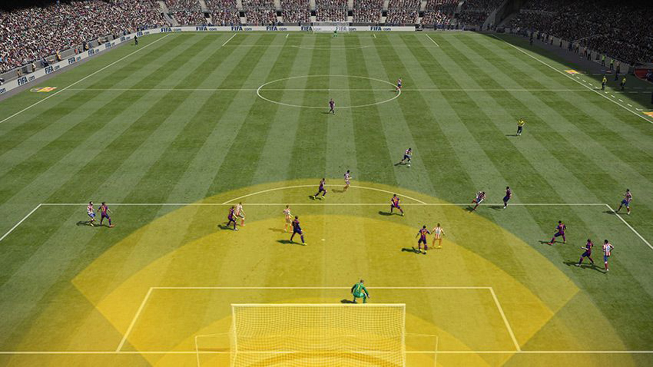 Astuce FIFA 15: comment blinder sa défense pour ne pas encaisser de buts
