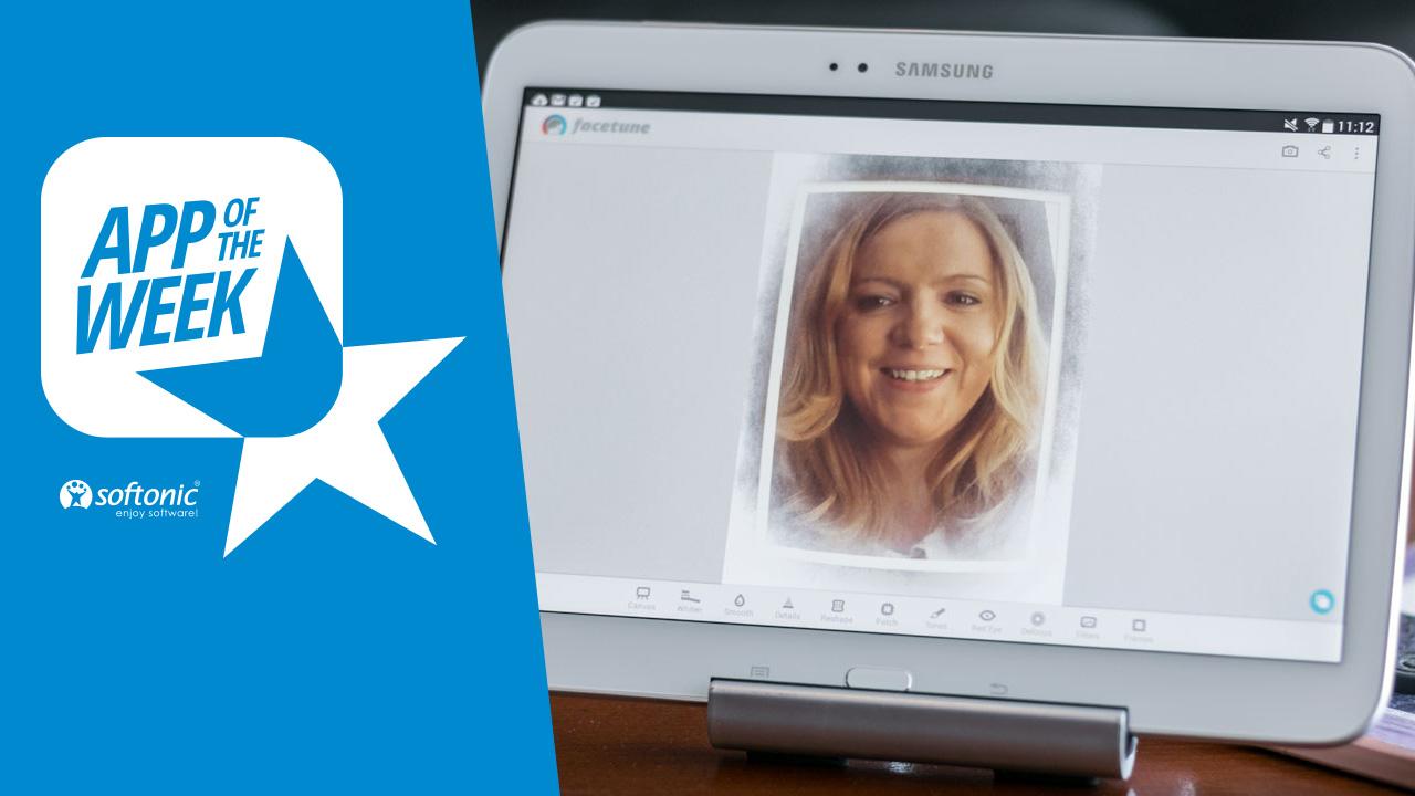 App de la semaine: Facetune, la retouche photo pour vos selfies