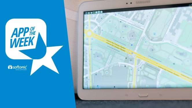 App de la semaine: les cartes du monde sur votre mobile avec MAPS.ME
