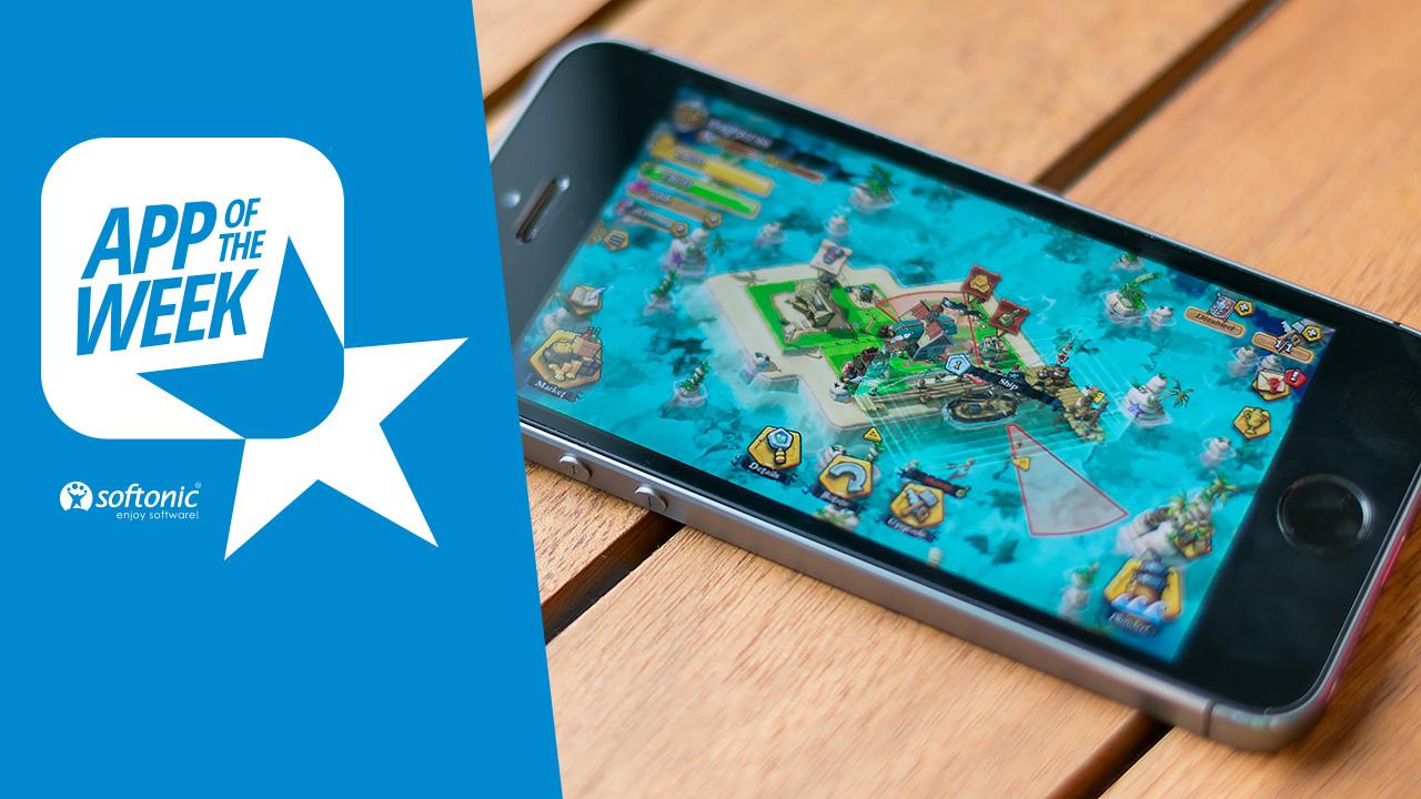 App de la semaine: Plunder Pirates, un jeu pour les fans de Clash of Clans