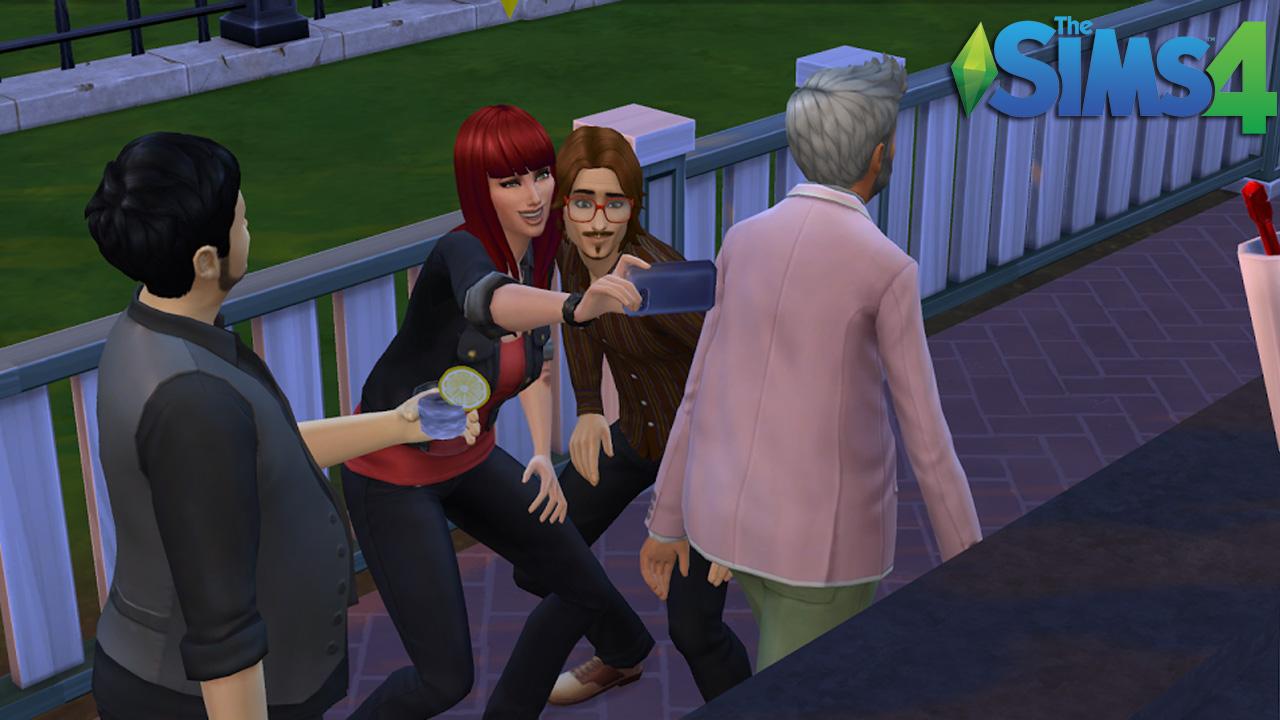 Les stars s'invitent dans les Sims 4! Découvrez les meilleurs sosies des célébrités