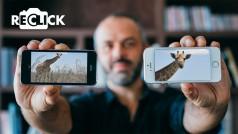 Comment recadrer vos photos sur iPhone et Android? ReClick, l'atelier photo de Softonic vous répond