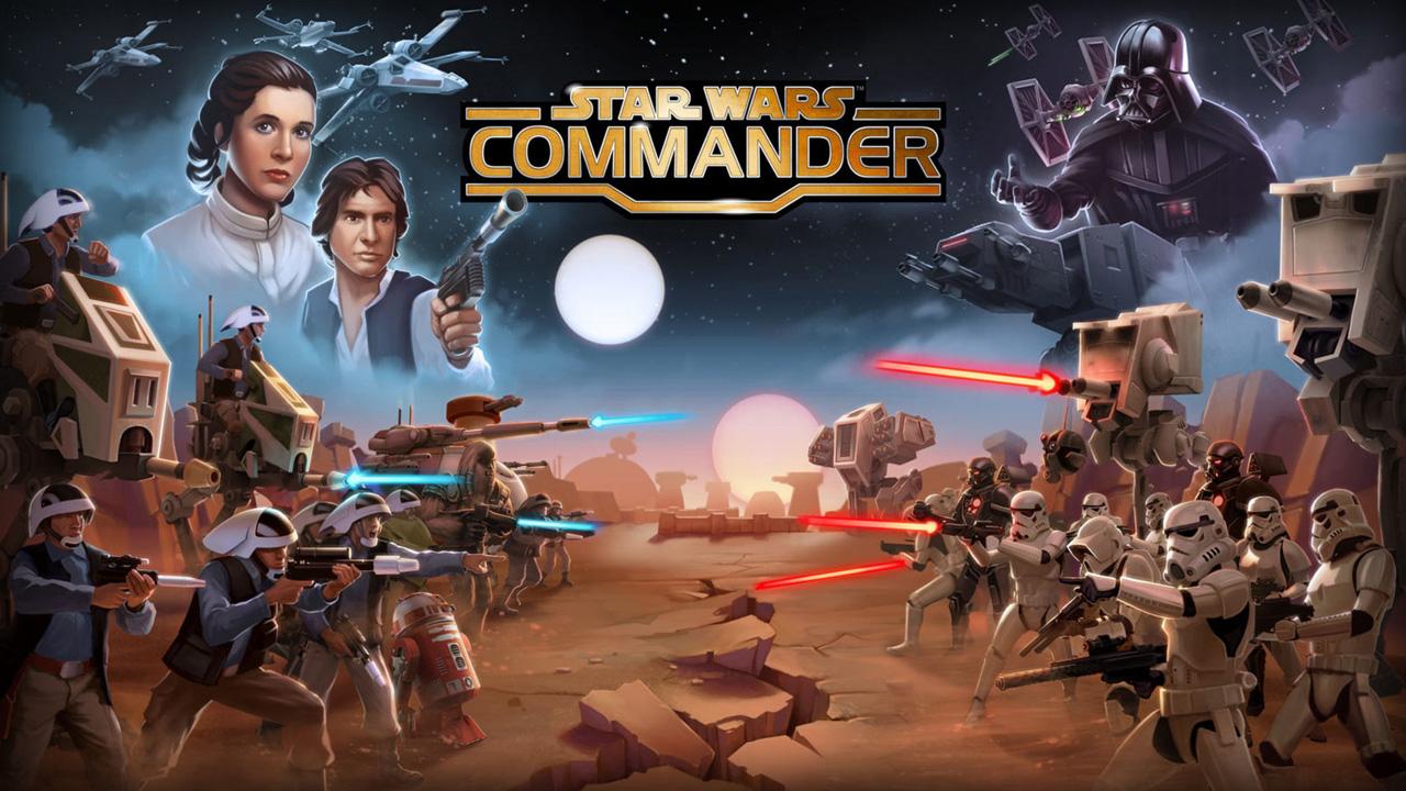 Star Wars Commander: Maître de l'Univers tu deviendras avec ces 8 commandements