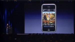 Skankphone, le téléphone d'Apple avec une fausse version d'iOS