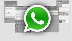 Comment effacer les messages sur WhatsApp