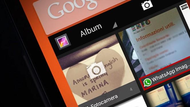 WhatsApp-désactiver la sauvegarde automatique des photos