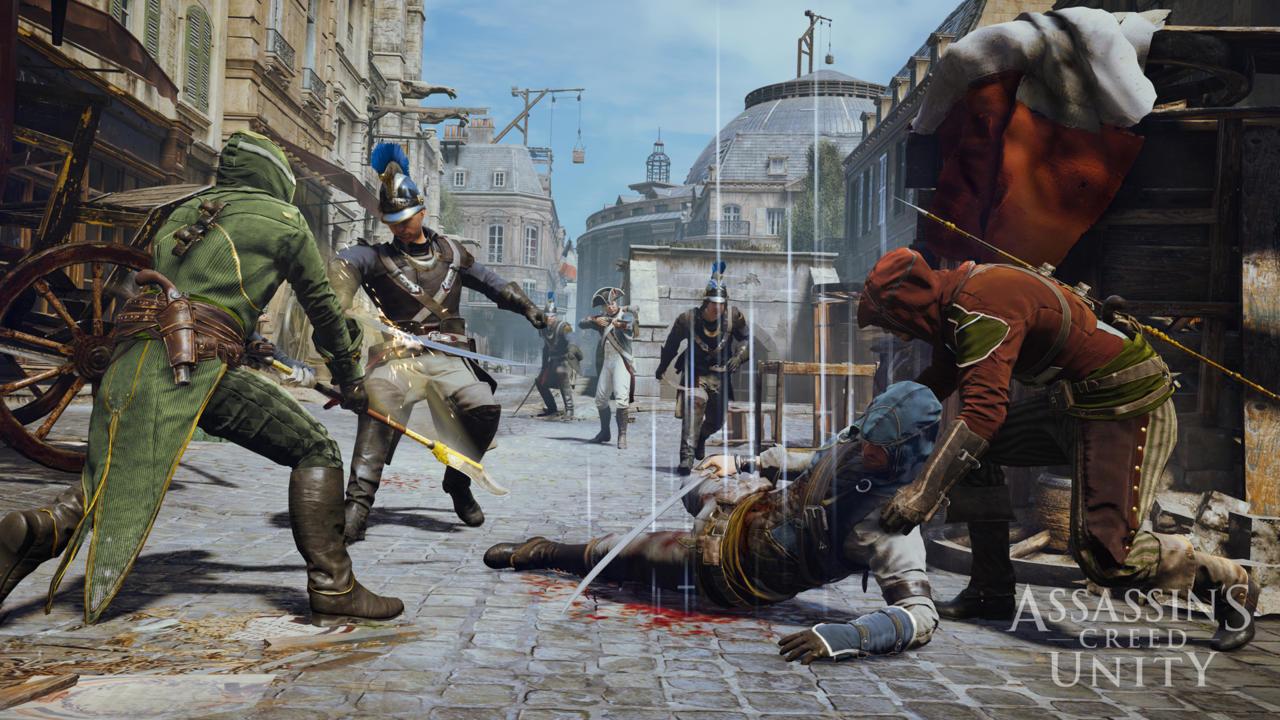 Dead Kings, le DLC d'Assassin's Creed Unity, sera gratuit