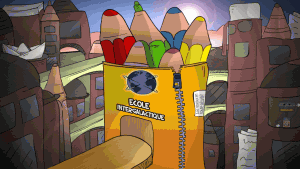 Amiclik : un jeu de rôle en ligne français pour éduquer les 9-12 ans aux réseaux sociaux