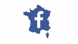 Les Français adorent Facebook (Infographie)