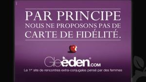 App du jour : Gleeden, le site de rencontres des personnes mariées et infidèles